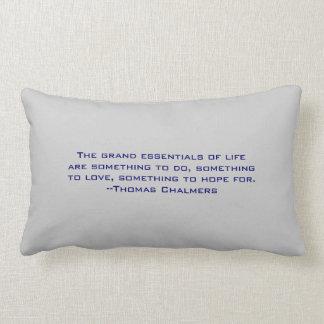 Great Essentials Lumbar Pillow