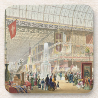 Great Exhibition, 1851: Central Transept of the Cr Coaster