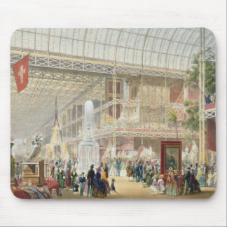 Great Exhibition, 1851: Central Transept of the Cr Mouse Pad