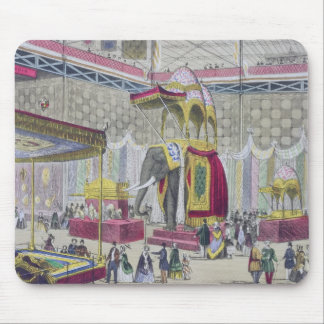 Great Exhibition, 1851: Indian Department from Int Mouse Pad