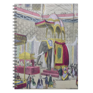 Great Exhibition, 1851: Indian Department from Int Notebook