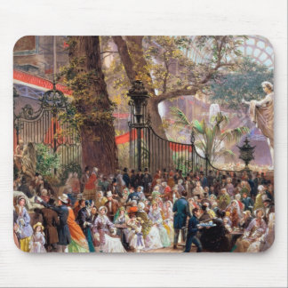 Great Exhibition, 1851: interior Mouse Pad