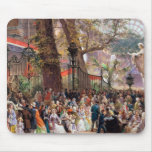 Great Exhibition, 1851: interior Mousepads