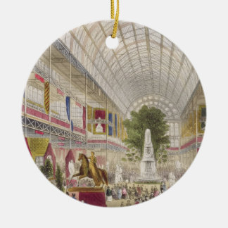 Great Exhibition, 1851: South Transept, from Inter Ceramic Ornament