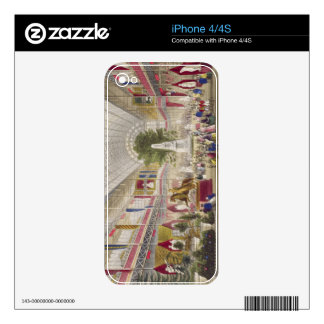 Great Exhibition, 1851: South Transept, from Inter Decals For iPhone 4