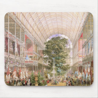 Great Exhibition of 1851. Decoration of the transe Mouse Pad