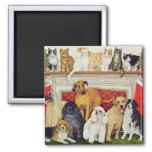 Great Expectations 2 Inch Square Magnet