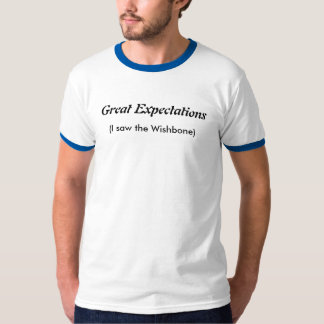 Great Expectations T-Shirt