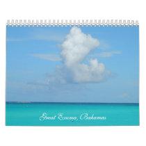 Great Exuma, Bahamas Calendar