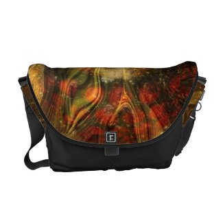 GREAT FACE OF BUDDHA MESSENGER BAG...HOW COOL