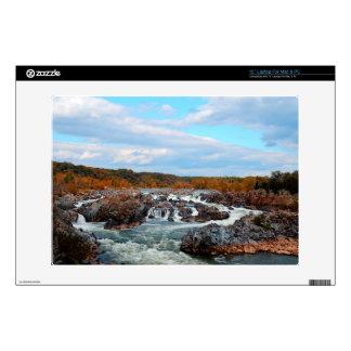 Great Falls Laptop Skin For Mac & PC