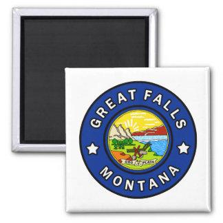 Great Falls Montana Magnet