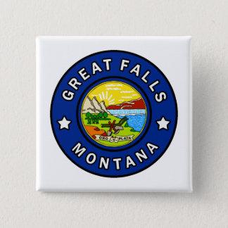 Great Falls Montana Pinback Button