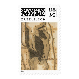 Great Falls of Columbia River Postage