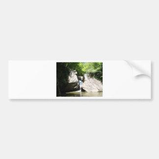 Great Falls of the Dan Bumper Sticker