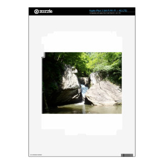 Great Falls of the Dan Decals For iPad 3