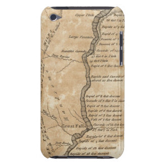 Great Falls of the Missouri iPod Case-Mate Case