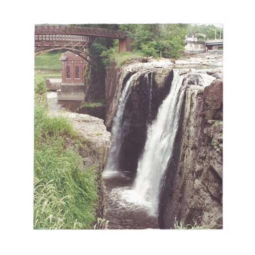 Great Falls, Paterson Memo Note Pads