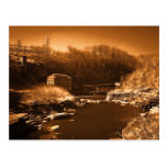Great Falls Powerhouse Postcard
