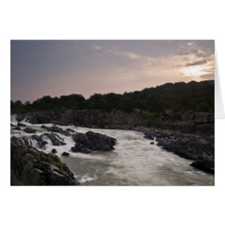 Great Falls Tarjeta De Felicitación