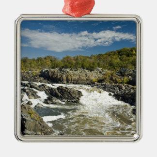Great Falls Virginia Metal Ornament