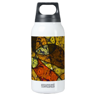 great feelings 10 oz insulated SIGG thermos water bottle