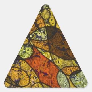 great feelings triangle sticker