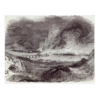 Great Fire at Pittsburgh Postcards