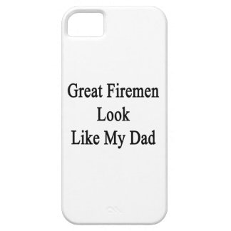 Great Firemen Look Like My Dad iPhone 5 Case