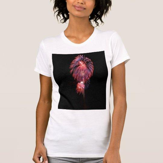 Great fireworks T-Shirt