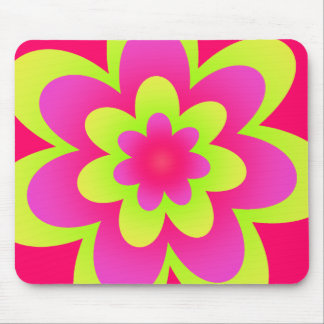 Great Flower - Customized Mouse Pad