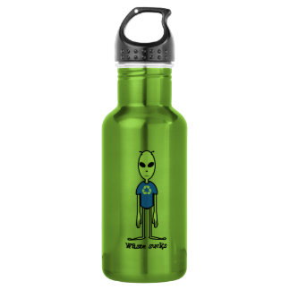 Great for family or friends. 18oz water bottle
