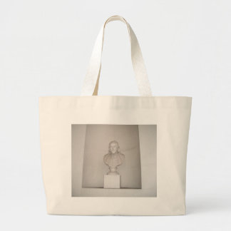 Great Forefather Ben Franklin USA America July 4th Large Tote Bag