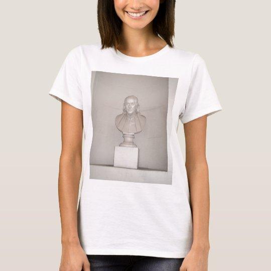 Great Forefathers America Patriotism Ben Franklin T-Shirt