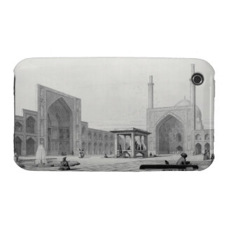Great Friday Mosque (Masjid-i Djum-ah) in Isfahan, iPhone 3 Cover