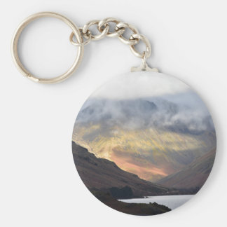 Great Gable from Wast Water Keychain