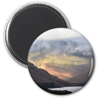 Great Gable from Wast Water Magnet