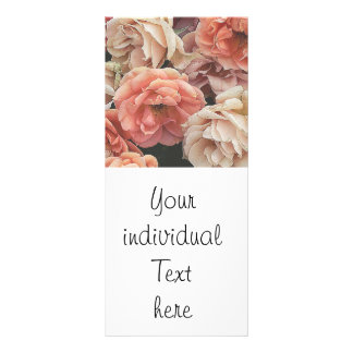 Great Garden Roses Custom Rack Card