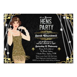Great Gatsby Invitations Announcements Zazzle