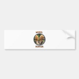 Great Gear For Morel Mushroom Hunters Bumper Sticker