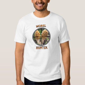 Great Gear For Morel Mushroom Hunters T Shirt