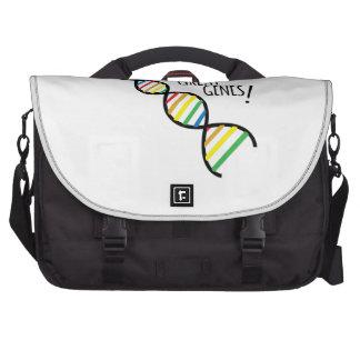 Great Genes Laptop Bag
