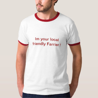 Great gift for your Farrier.. T-Shirt