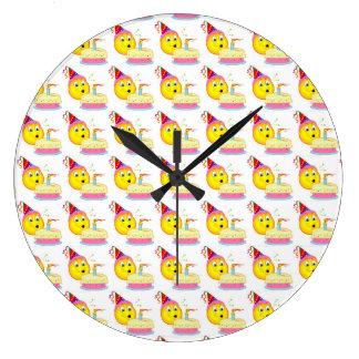 "GREAT GIFT IDEA - ""BIRTHDAY"" EMOJI CLOCK"