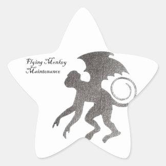 Great gift ideas star sticker