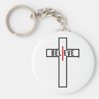 great gift item for the i believe joining keychain