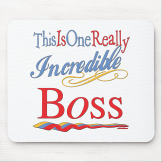 Great Gifts For Boss Mouse Mats