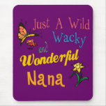 Great Gifts For Nanas Mouse Pad