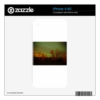 Great gifts for those who love nature decals for iPhone 4