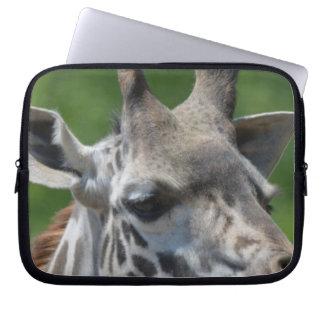 Great Giraffe Laptop Sleeve